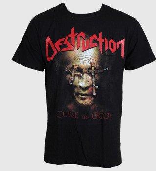 koszulka DESTRUCTION - CURSE THE GODS