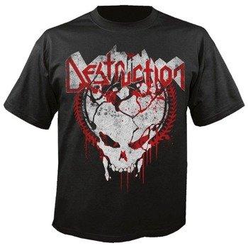 koszulka DESTRUCTION - GRIND SKULL