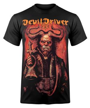 koszulka DEVILDRIVER - BELL