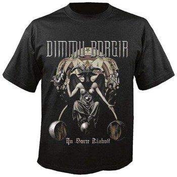 koszulka DIMMU BORGIR - IN SORTE DIABOLI