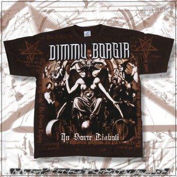 koszulka DIMMU BORGIR - IN SORTE DIABOLI allprint