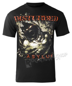 koszulka DISTURBED - ASYLUM SHRED