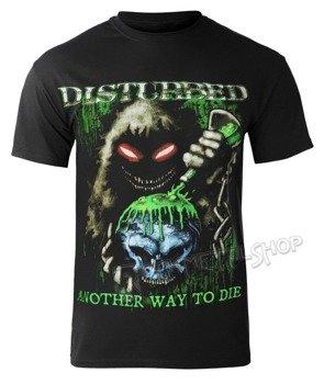 koszulka DISTURBED - TOXIC GLOBE