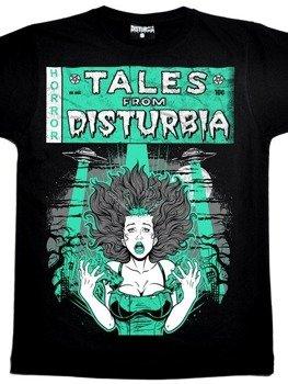 koszulka DISTURBIA - COMIC