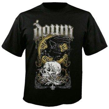 koszulka DOWN - SWAMP MUSIC