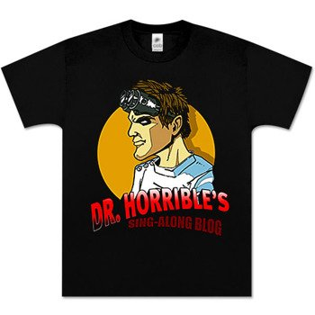 koszulka DR. HORRIBLE - HORRIBLE CARTOON
