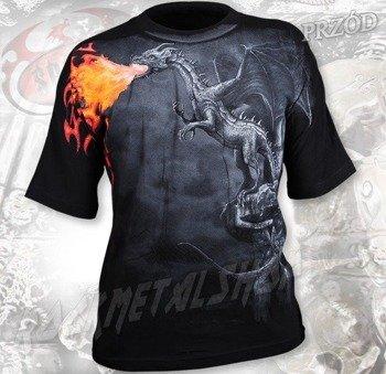 koszulka DRAGON FLAMES