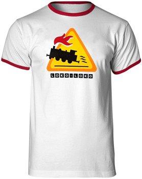 koszulka DUBSKA - LOKO LOKO biała