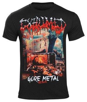 koszulka EXHUMED - GORE METAL REDUX