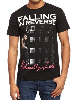 koszulka FALLING IN REVERSE - FASHIONABLY LATE