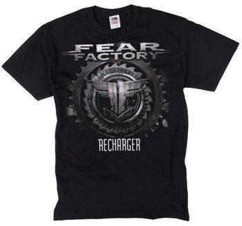 koszulka FEAR FACTORY - RECHARGER