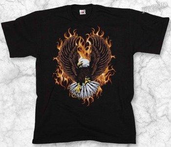 koszulka FOREVER BIKER - EAGLE