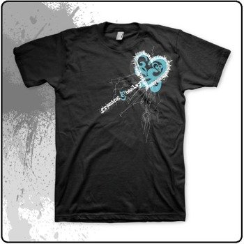 koszulka FRAMING HANLEY - HEART