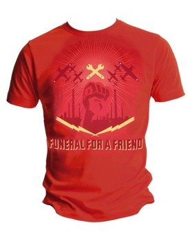 koszulka FUNERAL FOR A FRIEND - WRENCH