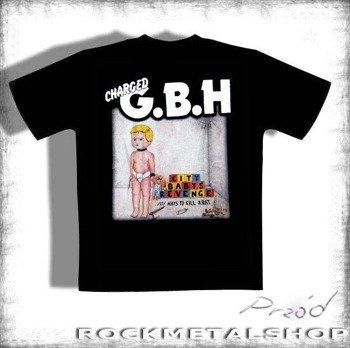 koszulka G.B.H-CITY BABY'S REVENGE