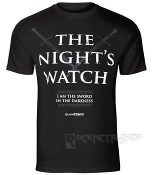 koszulka GAME OF THRONES - NIGHT'S WATCH