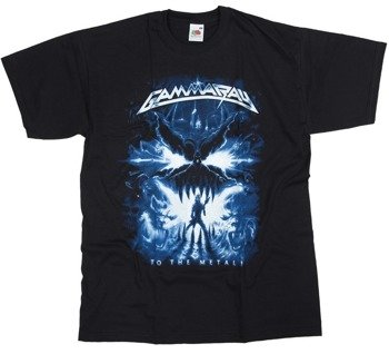 koszulka GAMMA RAY - TO THE METAL!