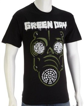 koszulka GREEN DAY - GREEN MASK