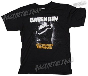 koszulka GREEN DAY - KISS 09 BLACK
