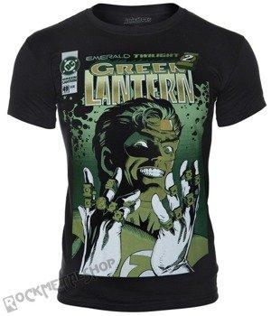koszulka GREEN LANTERN - FACE