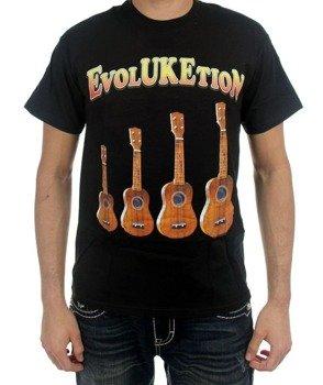 koszulka GUITARS - EVOLUKETION