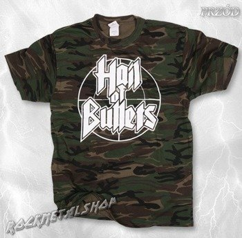 koszulka HAIL OF BULLETS - DEATH METAL SUPREME woodland camo