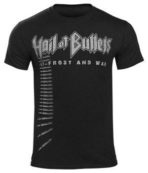 koszulka HAIL OF BULLETS - OF FROST AND WAR