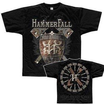 koszulka HAMMERFALL - STEEL MEETS STEEL