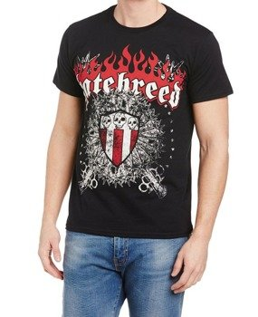 koszulka HATEBREED - SKULL AND MACES