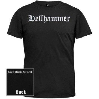 koszulka HELLHAMMER - OLD  LOGO