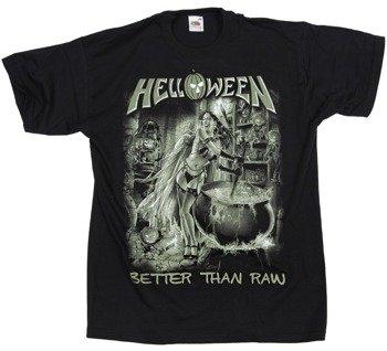 koszulka HELLOWEEN - BETTER THAN RAW