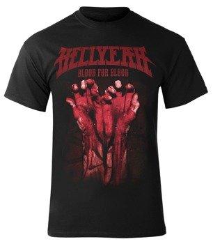 koszulka HELLYEAH - BLOOD FOR BLOOD