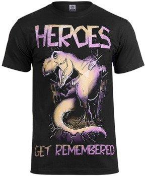 koszulka HEROES GET REMEMBERED - DINO