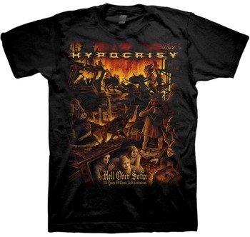 koszulka HYPOCRISY - HELL OVER SOFIA
