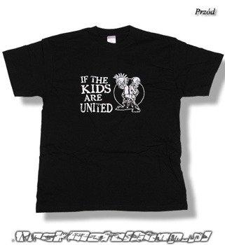 koszulka IF THE KIDS ARE UNITED