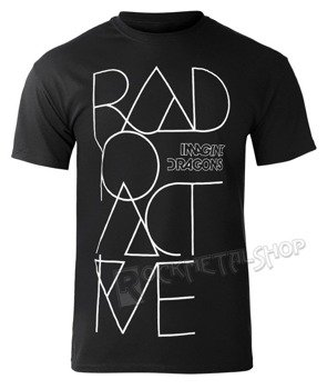 koszulka IMAGINE DRAGONS - RADIOACTIVE