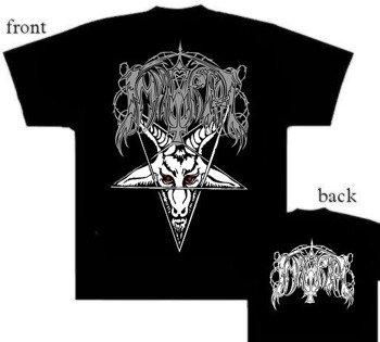 koszulka IMMORTAL - LOGO