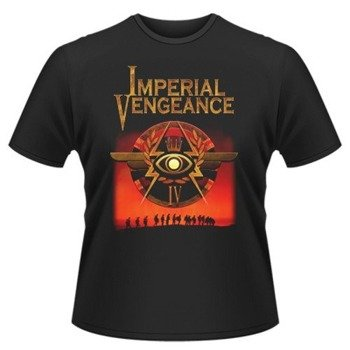 koszulka  IMPERIAL VENGEANCE - NEVER SHALL BE SLAVES