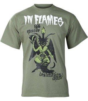 koszulka IN FLAMES - EPISODE 666