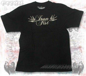 koszulka IRON FIST - BENS BIRDS (Black)