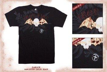 koszulka IRON FIST (GARLICK-BLACK)