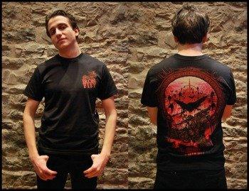 koszulka IRON FIST - REGIN IN HELL (BLACK)