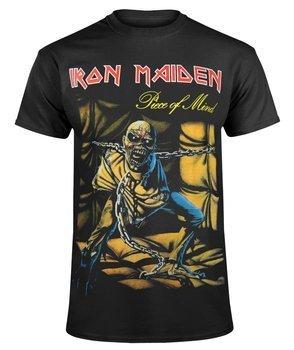 koszulka IRON MAIDEN - BENJAMIN WORLD TOUR 2011