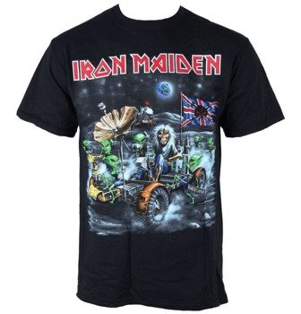 koszulka IRON MAIDEN - KNEBWORTH MOONBUGGY