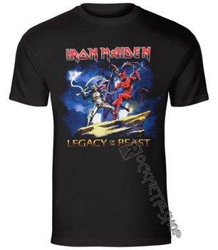 koszulka IRON MAIDEN - LEGACY BEAST FIGHT