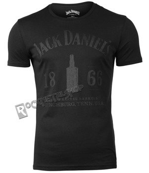 koszulka JACK DANIELS - 1866 BLACK