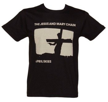 koszulka JESUS AND MARY CHAIN - APRIL SKIES