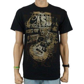 koszulka JOHNNY CASH - LYRIC'S