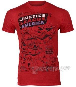 koszulka JUSTICE LEAGUE - ROBOT