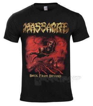koszulka MASSACRE - BACK FROM BEYOND